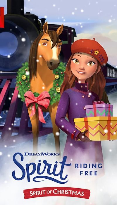 Spirit Riding Free: Spirit of Christmas movie