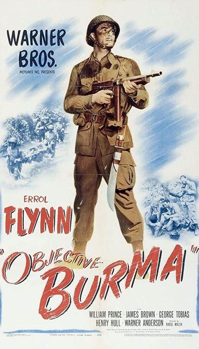Objective, Burma! movie