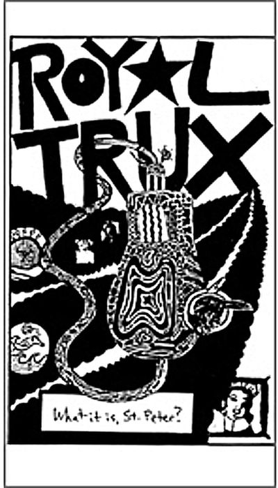 What Is Royal Trux? movie