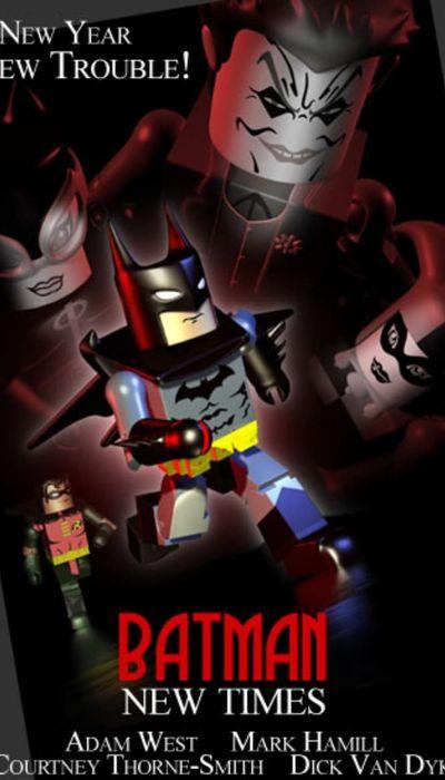 Batman: New Times movie