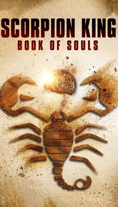 The Scorpion King: Book of Souls movie