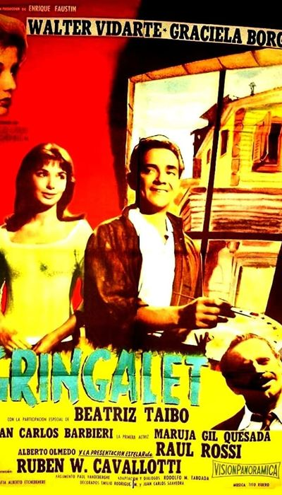 Gringalet movie