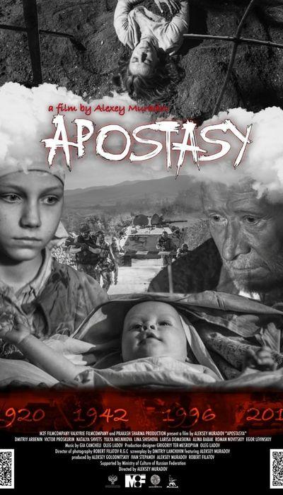 Apostasy movie