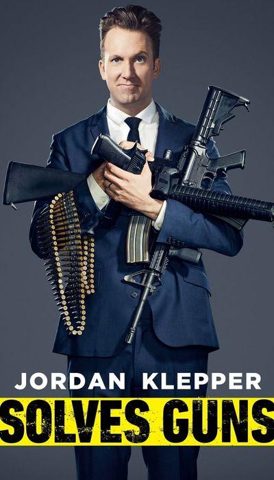 Jordan Klepper Solves Guns movie