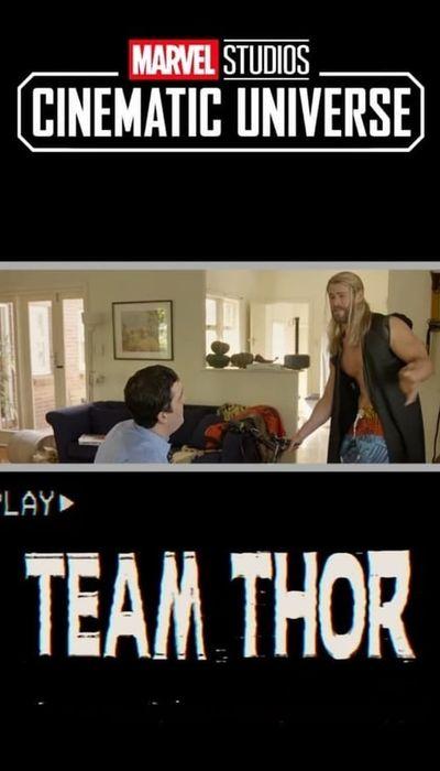 Team Thor movie