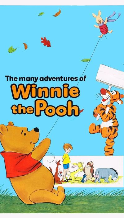 The Many Adventures of Winnie the Pooh movie