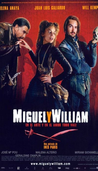 Miguel and William movie