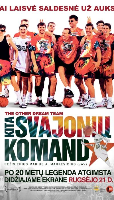 The Other Dream Team movie