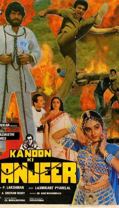 Kanoon Ki Zanjeer movie