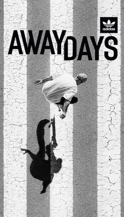 Adidas - Away Days movie