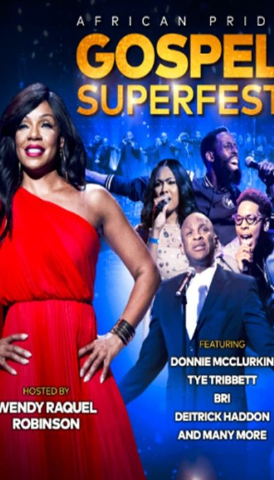 The African Pride Gospel Superfest movie