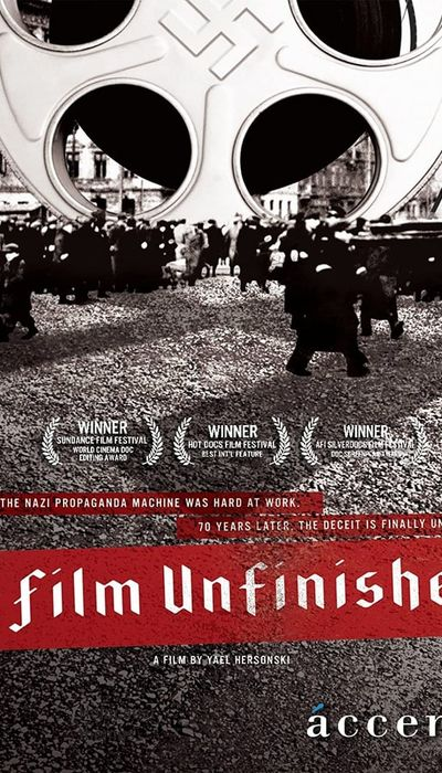 A Film Unfinished movie