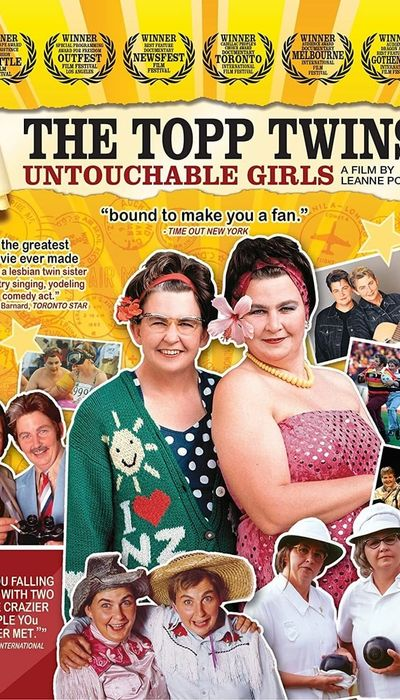 The Topp Twins: Untouchable Girls movie