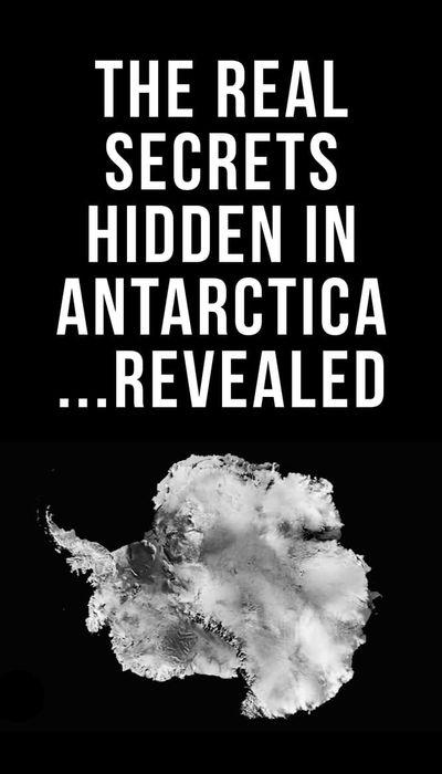 The Real Secrets Hidden in Antarctica... Revealed movie