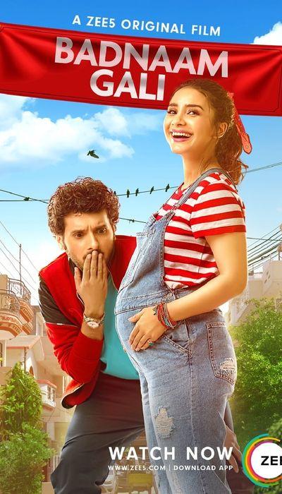 Badnaam Gali movie