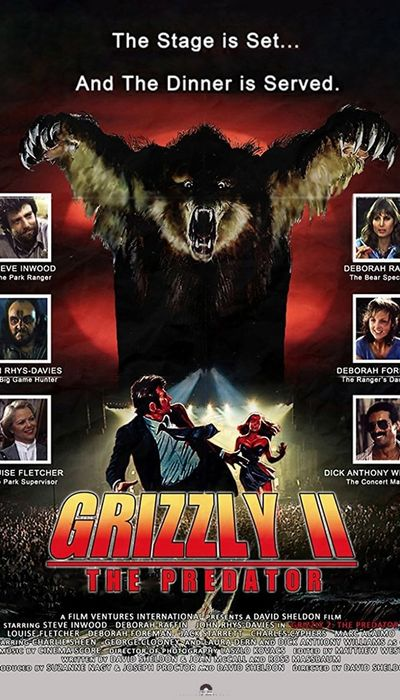 Grizzly II: The Concert movie