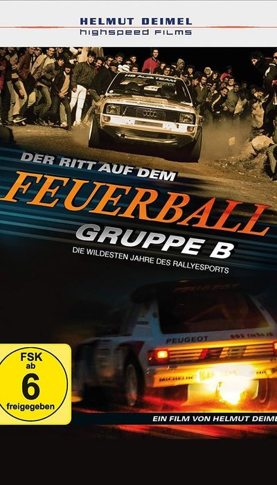 Group B - Riding Balls of Fire movie