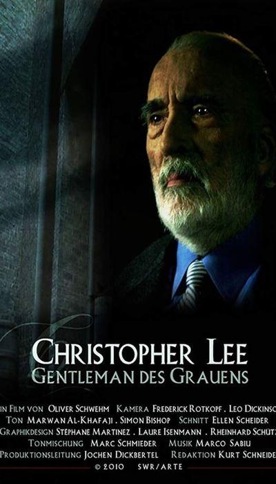 Christopher Lee - Gentleman des Grauens movie