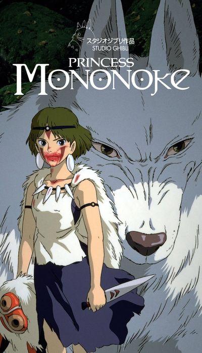 Princess Mononoke movie