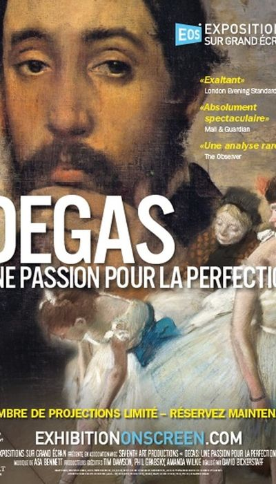 Degas: Passion for Perfection movie