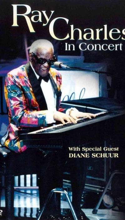 Ray Charles - In Concert movie