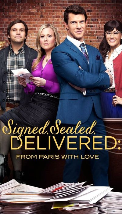 Signed, Sealed, Delivered: From Paris with Love movie