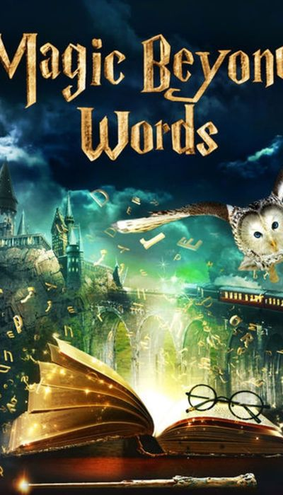 Magic Beyond Words: The JK Rowling Story movie