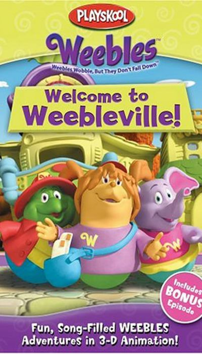 Weebles: Welcome to Weebleville movie