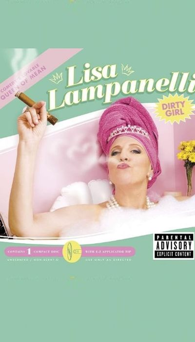 Lisa Lampanelli: Dirty Girl movie