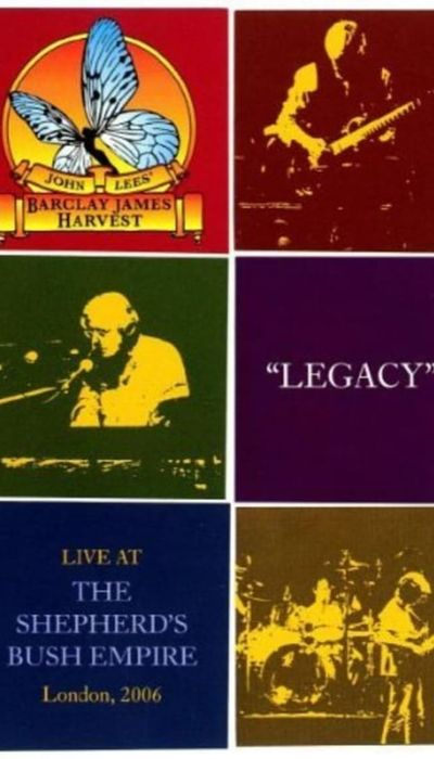 Barclay James Harvest: Legacy - Live At Shepherds Bush Empire movie