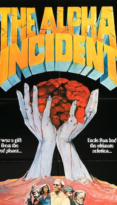 The Alpha Incident movie