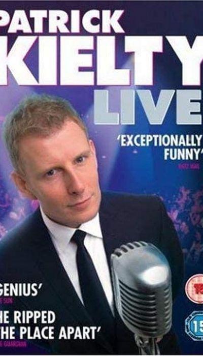 Patrick Kielty - Live movie