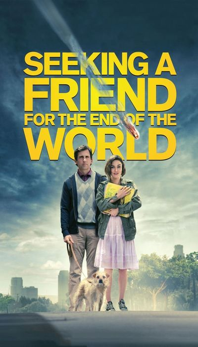 Seeking a Friend for the End of the World movie