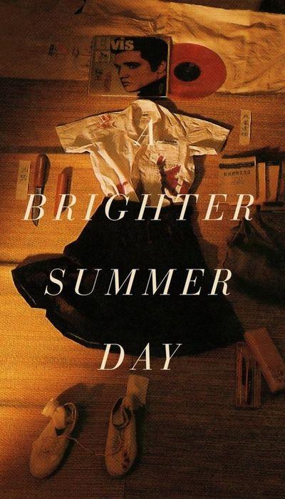 A Brighter Summer Day movie