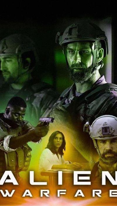 Alien Warfare movie
