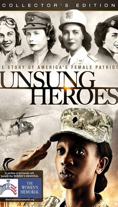 Unsung Heroes: The Story of America's Female Patriots movie