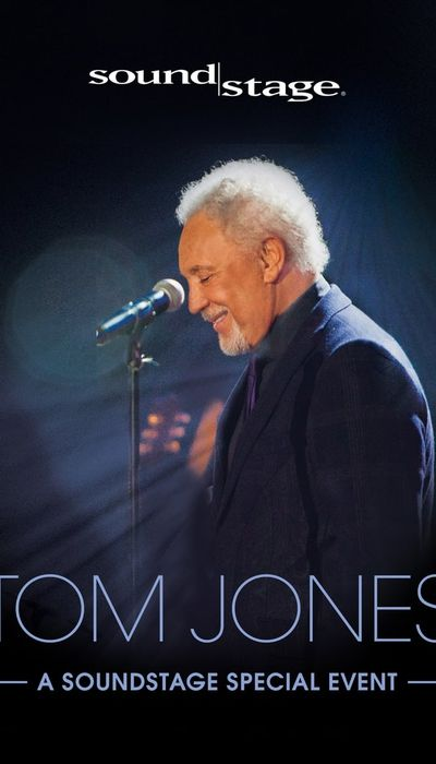 Tom Jones: Live on Soundstage movie
