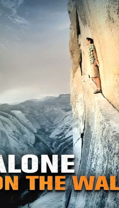 Alone on the Wall movie