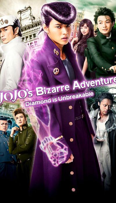 JoJo's Bizarre Adventure: Diamond Is Unbreakable - Chapter 1 movie