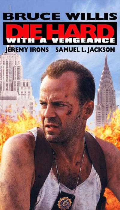 Die Hard: With a Vengeance movie