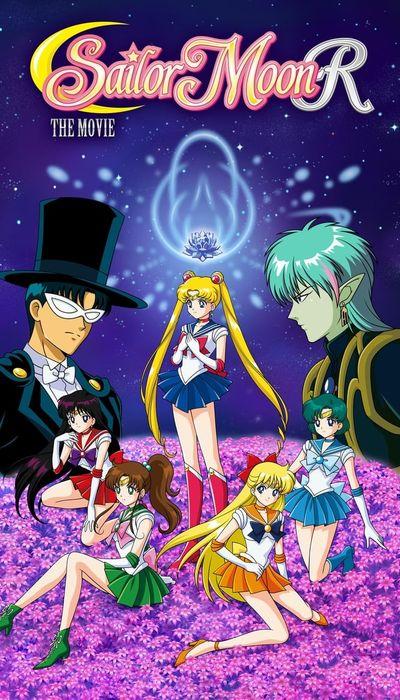 Sailor Moon R: The Movie movie