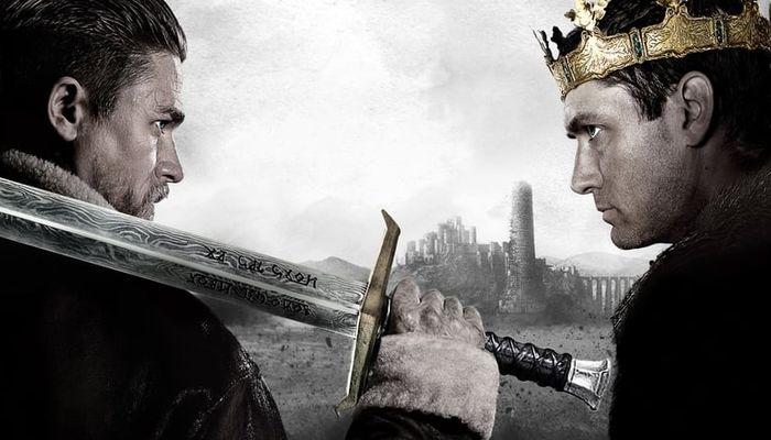 Le Roi Arthur : La légende d'Excalibur streaming vf