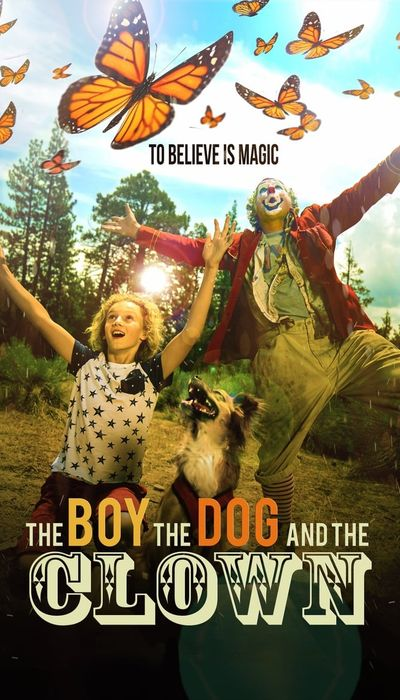 The Boy, the Dog and the Clown movie