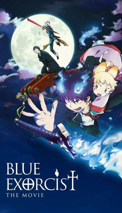 Blue Exorcist: The Movie movie