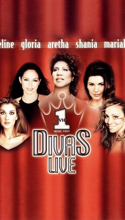 VH1: Divas Live movie