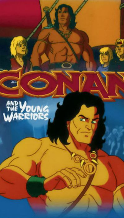 Conan and the Young Warriors movie