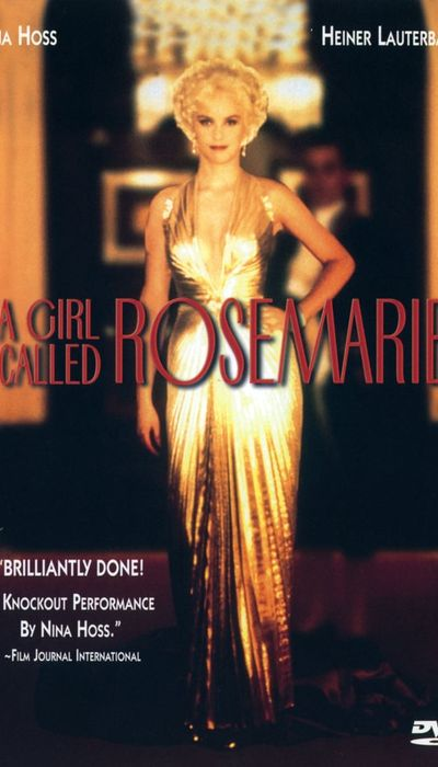 A Girl Called Rosemarie movie