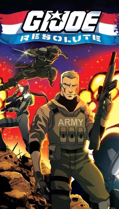 G.I. Joe: Resolute movie