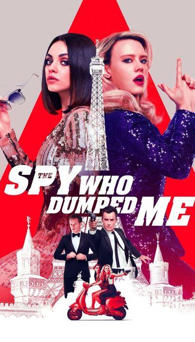The Spy Who Dumped Me movie