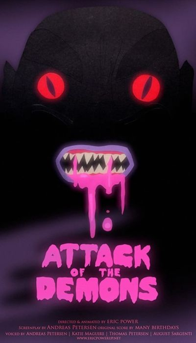 Attack of the Demons movie